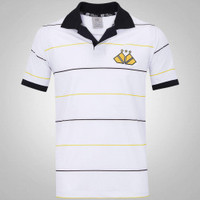 Camisa R2 Polo Do Criciúma Sports Masculina Branco