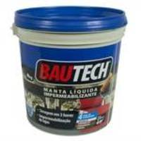 Manta líquida impermeabilizante 4 kg - Bautech
