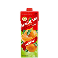 Suco Maguary Néctar Tangerina 1L