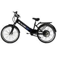 Bicicleta Elétrica Machine Motors 800W 48V Preto