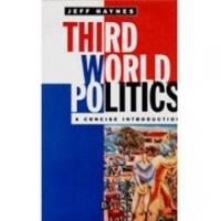 Third World Politics: A Concise Introduction - Importado