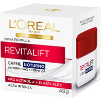 Creme de Tratamento L'Oréal Paris Revitalift Noturno Dermo Expertise 49g