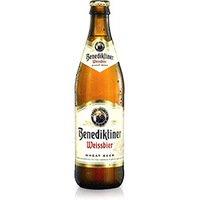 Cerveja Alemã Trigo Benediktiner Garrafa 500ml