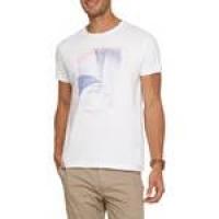 Camiseta Richards Com Estampa