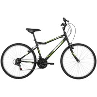 Bicicleta Caloi Aro 26 21 Marchas Twister Preta
