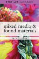 Mxed media and found materials