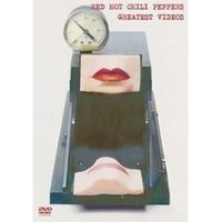 Red Hot Chili Peppers Greatest Videos - DVD Rock