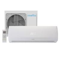 Ar Condicionado Split Hw On/Off Rinetto RNT22QF-R4 22000 Btus Quente e Frio 220V Monofásico