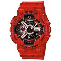 Relógio G-Shock GA-110 Masculino Vermelho