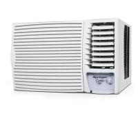 Ar-Condicionado de Janela Springer Midea Mecânico ZQI215BB 21.000 BTU/h Quente e Frio Branco 220V
