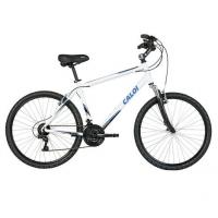 Bicicleta Caloi Aro 26 21 Marchas 400 Mountain Bike Cinza