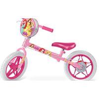 Bicicleta Bandeirante Princesas Minha Primeira Bike Disney Rosa