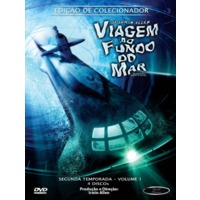 Viagem ao Fundo do Mar - 2ª Temporada Vol. 1 4 DVDs - Multi-Região / Reg.4