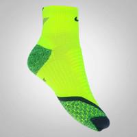Meia Nike Elite Running Cushion Masculina Verde Claro