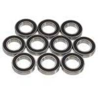 10pcs 6903-2rs Rolamento 17x30x7mm Bearing Rolamentos Black Ball