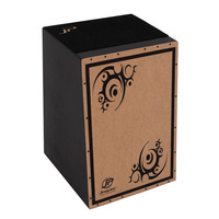 Cajon Acústico Scorpion CJ 1000 Inclinado Jaguar Percussion