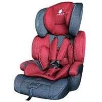 Cadeira Para Carro Mastela Allegra Cinza Preta e Vermelho