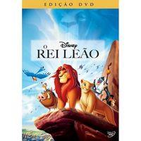 O Rei Leão - Dvd Filme Infantil