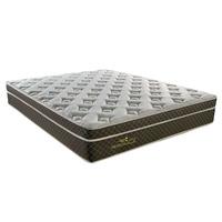 Colchão King Size Plumatex Visco Personale com Pillow Inn e Molas Ensacadas Individuais 30x193x203cm