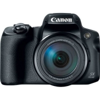 Camera Digital Canon PowerShot SX70 HS 20,3MP Preta