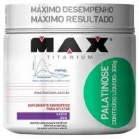 Palatinose Pote 300g - Max Titanium