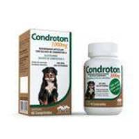 Regenerador Articular Vetnil Condroton 1000 Mg 60 Comprimidos