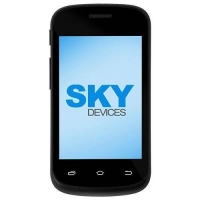 Smartphone Sky Devices Fuego 3.5M Desbloqueado Dual Chip 4GB Android 5.1 Azul