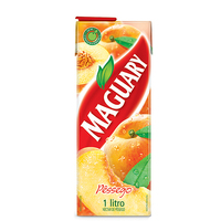 Suco Maguary Néctar Pêssego 1L