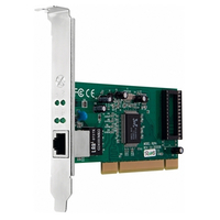 Placa de Rede Intelbras Pci Gigabit Ethernet Peg132b