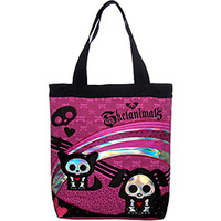 Totebag Pacific Skelanimals Color And Love