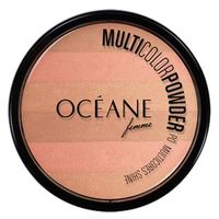 Multicolor Powder Shine Océane Pó Facial