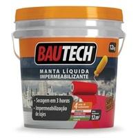 BAUTECH MANTA LIQUIDA BRANCA 12 KG 784869 Bautech