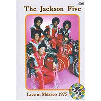 The Jackson Five Live In México 1975 - Multi-Região / Reg.4