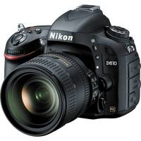 Câmera Digital Profissional Nikon D610 24.3 Megapixels + Lente 24 85mm