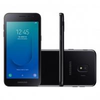 Smartphone Samsung Galaxy J2 Core SM-J260M/DS Desbloqueado GSM Dual Chip 16GB Android 8.1 Preto