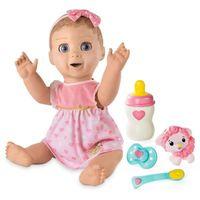 Boneca Bebê Luvabella Com Expressões E Acessórios Sunny