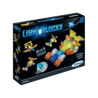 Light Blocks Xalingo 75 Peças Colorido