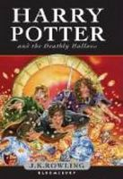 Harry Potter And the Deathly Hallows 7 - Hardcover Children's Edition