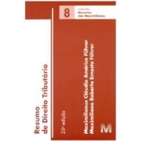 Resumo de Direito Tributário -25ª edição