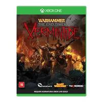 Jogo Warhammer: The Times End Vermintide Xbox One Microsoft