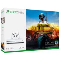 Console Xbox One S Microsoft 1TB + Jogo Battlegrounds