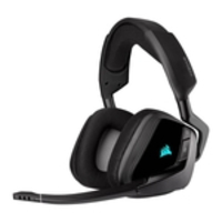 Headset Gamer Corsair Void RGB Elite Wireless Carbon, CA-9011201