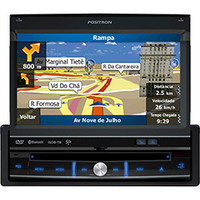 Dvd Player Automotivo Pósitron SP6900NAV