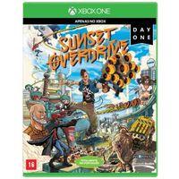 Sunset Overdrive Xbox One Microsoft