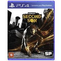 Infamous Second Son Playstation 4 Sony