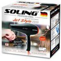 Secador De Cabelo Jet Style Soling 2100w 110v Profissional