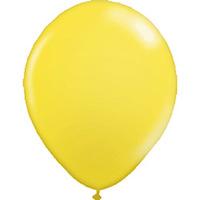Balão Balloontech Amarelo Limão