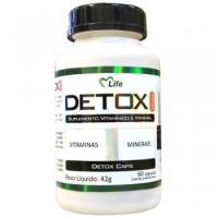 Suplemento Mlife Detox 60 Cápsulas