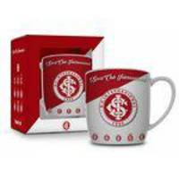 Caneca Porcelana Urban 360Ml - Inter