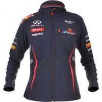 Jaqueta Red Bull Racing F1 Oficial Equipe Softshell Feminina Azul Petróleo c5dc5329ea6
